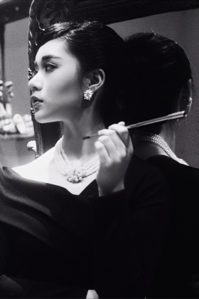 优雅是唯一不会褪色的美。