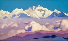 Nicholas Roerich 风光绘画