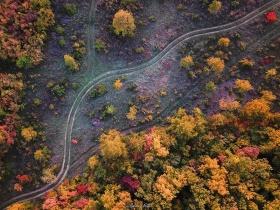 秋 | Peter Orban航拍风光