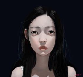 Joanne Nam 绘画作品(全)