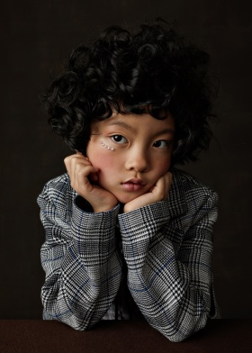 Fashion kids | 复古童年