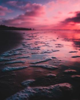 红色的海 | matialonsor
