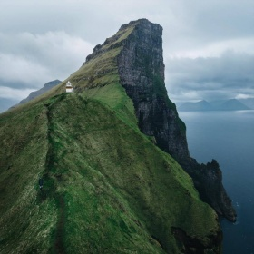 法罗群岛|摄影师Merlin Kafka 