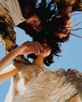 Edgar Berg 摄影作品【South of Italy - Annette Goertz SS18 Campaign】