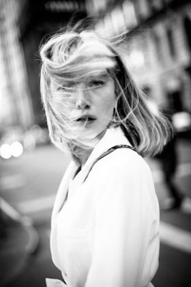 Elizaveta Porodina 时尚人像摄影作品【Lou's New York, revisited】