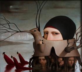 Alessandro Sicioldr 超现实主义绘画作品