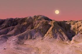 安达卢西亚超现实感的沙漠 |Al Mefer 