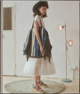 葡萄牙版《Vogue》六月刊时尚大片 | 摄影:Marcin Kempski