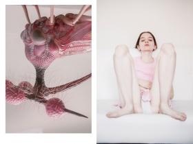 《Sicky Magazine》时尚杂志 | 摄影:Kamil Kotarba