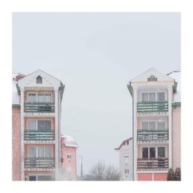 粉色的冬 | Marietta Varga 