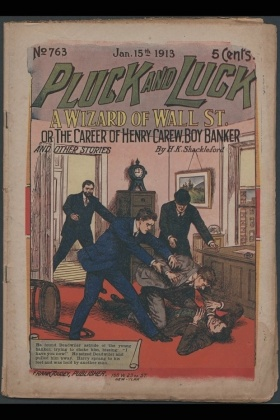 Pluck and Luck(1910)