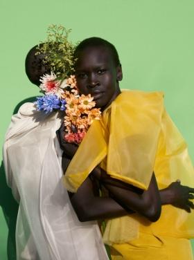 时尚摄影师Viviane Sassen