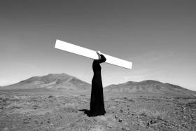 黑白超现实主义 | Astrid Verhoef 