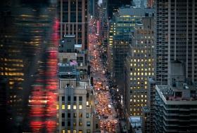 独特视角 | 摄影师Navid Baraty镜头里的纽约