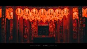 寺庙 | 台湾摄影师Bo Wen Huang 