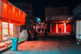 摩洛哥的夜 | Al Mefer