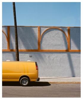 彩色的城市 | George Byrne