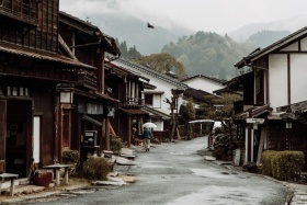 Justyna Zduńczyk 摄影作品【JAPAN | KISO VALLEY】