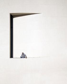生活在几何艺术中 | 黎巴嫩摄影师Serge Najjar 
