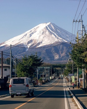 富士山 | Jae Min