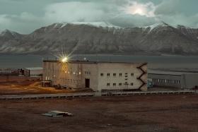 被遗弃的苏联时期的采矿小镇  | Jonathan May 