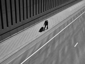 黑白街头 | 伦敦摄影师Rupert Vandervell