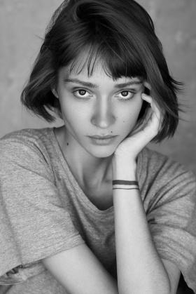 Anna Dyszkiewicz 黑白人像摄影作品
