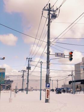 小樽的晴天