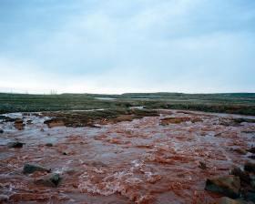 地球上污染最严重、最冷的地方之一