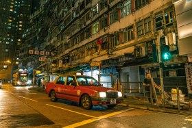 香港-鲗魚涌