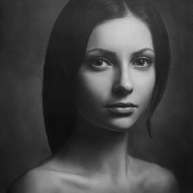 Paul Apalkin肖像作品