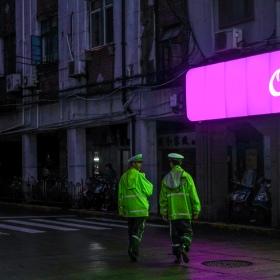 上海街头影像