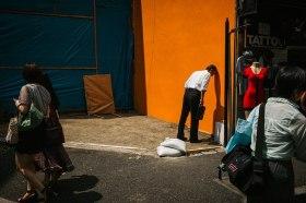 街头 | 日本摄影师Shin Noguchi
