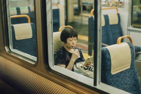 摄影师Carles Carabi镜头里的日本街头