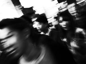 幻 在东京都市之中的穿梭