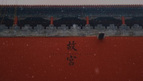 《雪中的故宫·外》