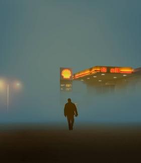 孤独的街 | George Natsioulis