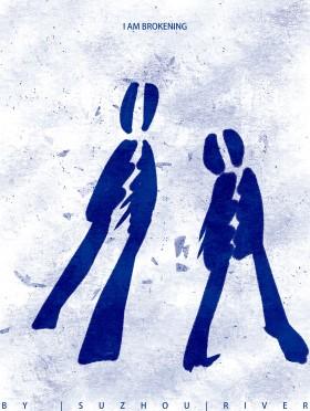 THE BLUE GUYS 原创插画
