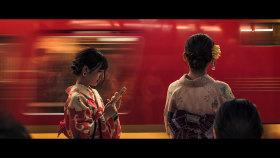 电影镜头的即视感 | Nikko Pascua 镜头里的日本街头 