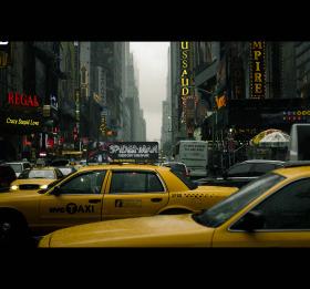 Julien Coquentin 电影般质感的街头影像 