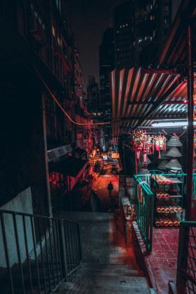 香港霓虹燈