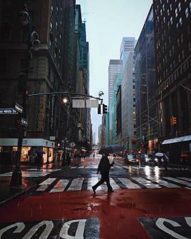 雨中的纽约 | 摄影师Zahava