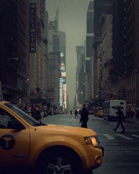 黄色的纽约 | Paola M Franqui