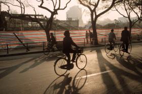 90年代的中国 | 摄影大师Gueorgui Pinkhassov 