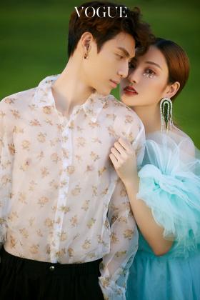洛阳新青年摄影婚纱 #彩纱#简约时尚#婚纱照