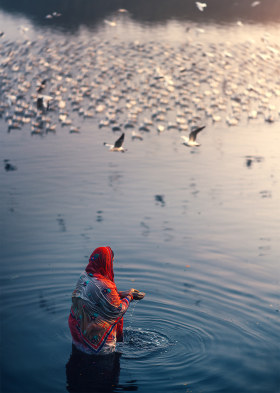 印度街头 | 摄影师Ashraful Arefin 