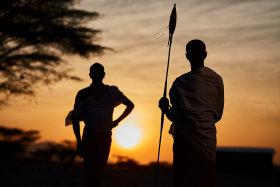 桑布魯部落