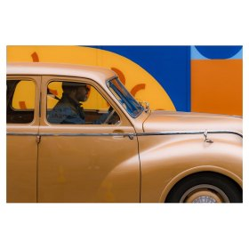 彩色的伦敦 | Josh Edgoose