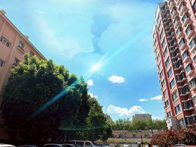 动漫式天空