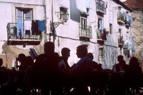 里斯本 , 1998 | 玛格南摄影师Gueorgui Pinkhassov  